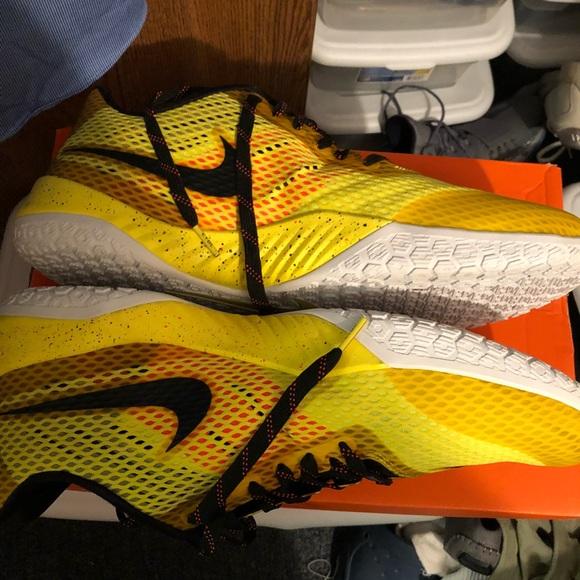 Nike Other - Eybl limited edition Nike kicks size 14 .